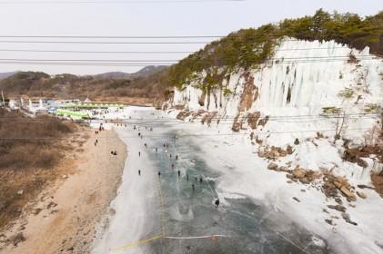 철원 한탄강 얼음트레킹 2019