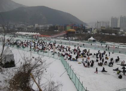 청평설빙송어빙어축제 2019