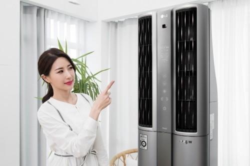 2019년형 LG 휘센 씽큐 출시