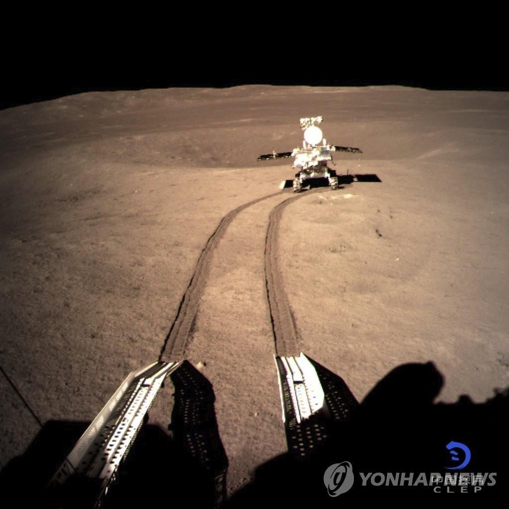 """中 과학자 """"미국, 달 탐사에서 중국에 도움 요청"""""""