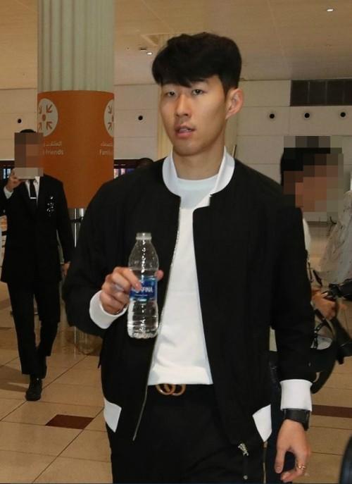 '주장' 손흥민 선발 출전 … 한국, 중국전 선발 명단 공개