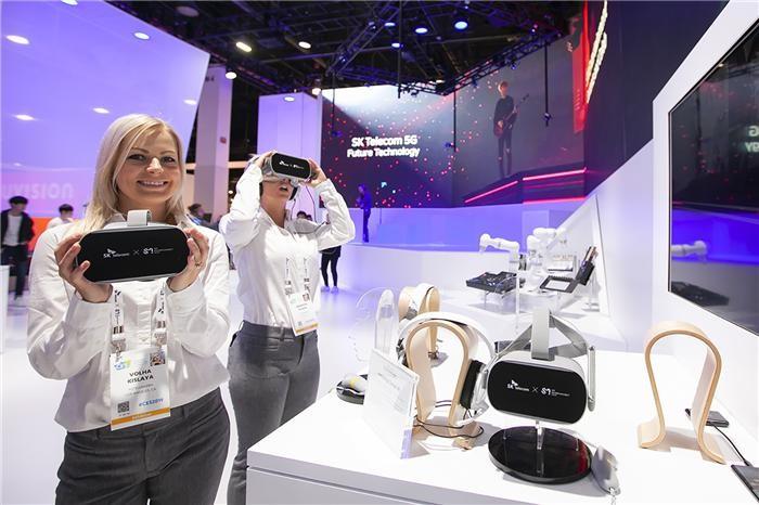 5G 주도권 잡아라…이통3사, VR·AR 콘텐츠 확보에 총력