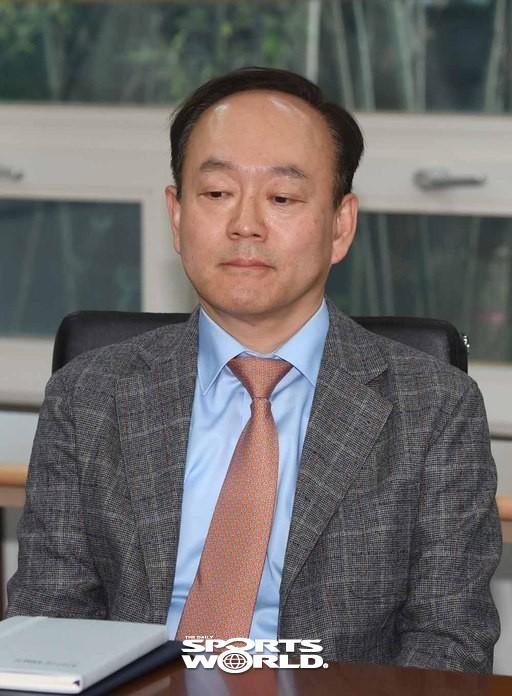 국가대표 기술위원회 김진섭 위원