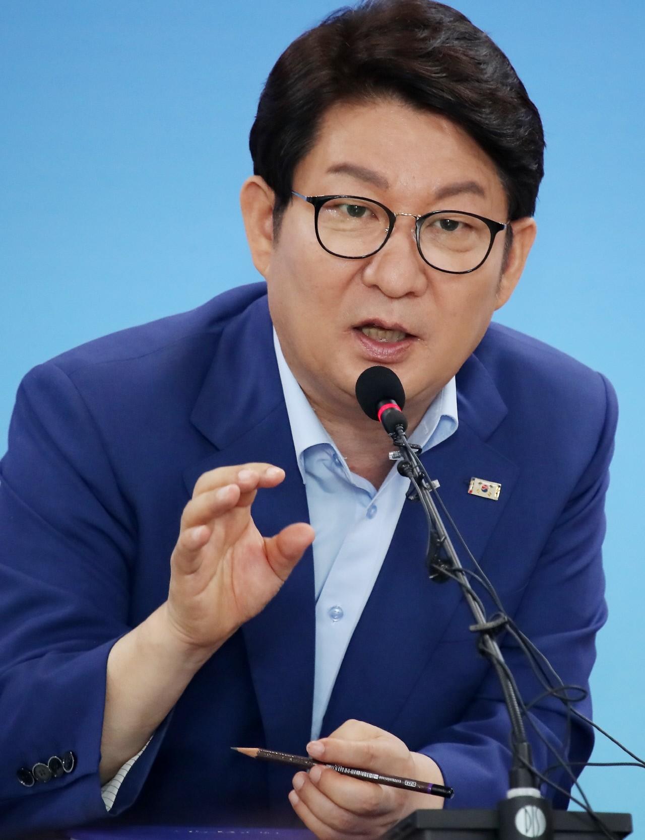 '선거법 위반' 권영진 대구시장 항소심도 벌금 90만원