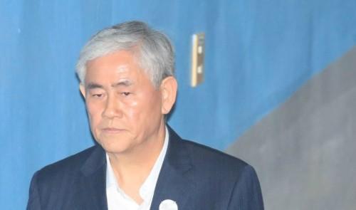 """""""뇌물 받은 것 맞다""""…2심도 최경환 전 기재부 장관 징역 5년 선고"""
