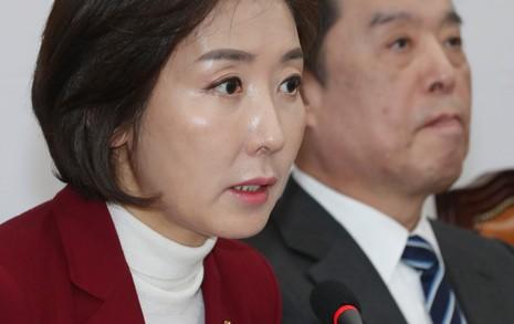 """손혜원 논란에 영부인 엮은 한국당...청 """"초현실적 상상력"""""""