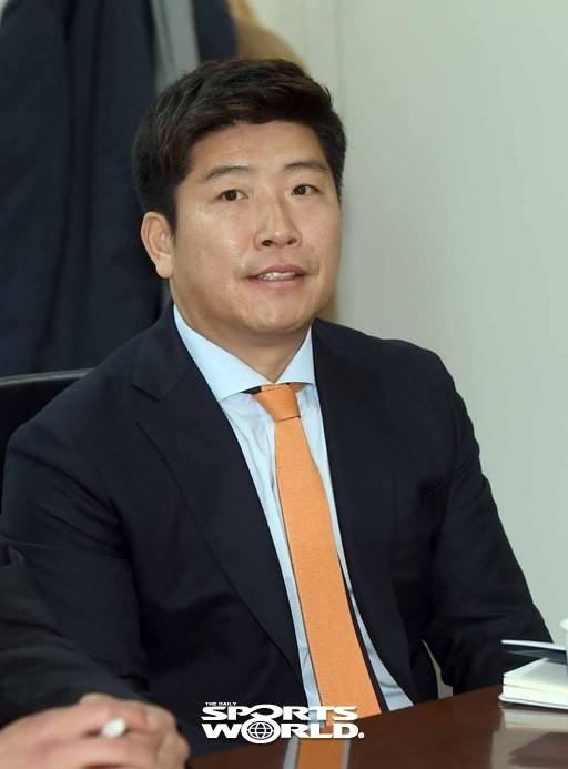 야구국가대표 기술위원회 박재홍 위원