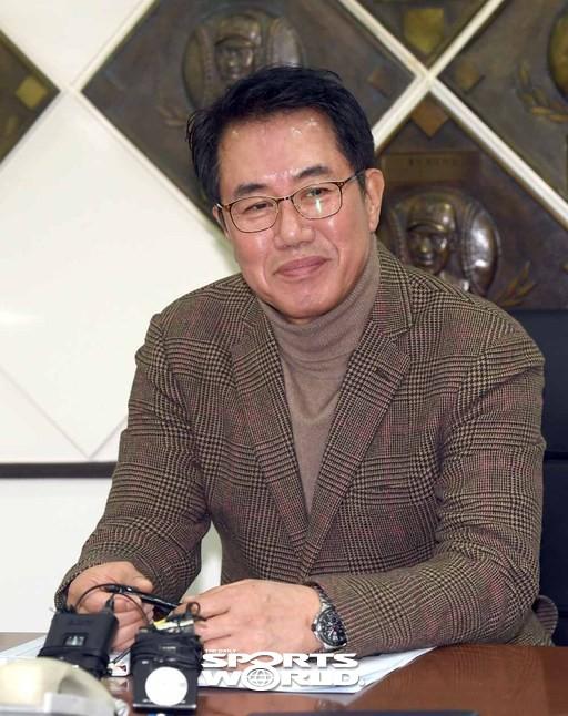 국가대표 기술위원회 김시진 위원장