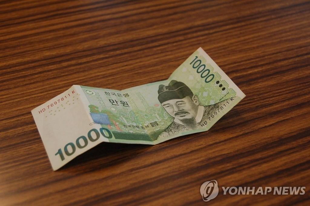 만원 지폐가 사라진다? 천원권보다 유통 적어져