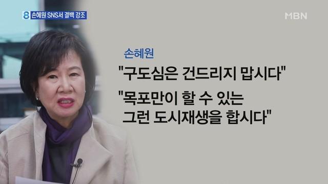 """손혜원 주말에도 SNS서 결백 강조…박지원 """"모두가 속았다"""""""