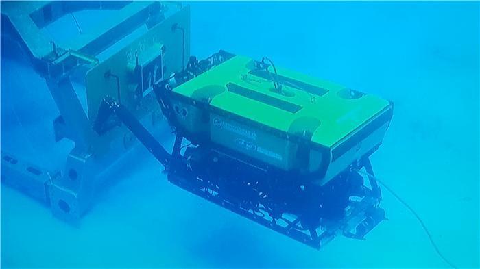 수중건설로봇 '3총사'…25억달러 세계 시장에 '출사표'