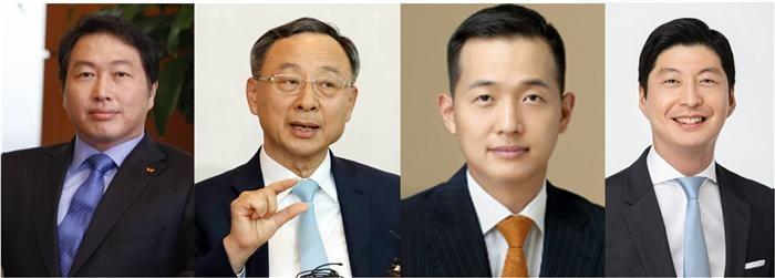 최태원·황창규·김동관, 다보스행…세계화 미래 논한다