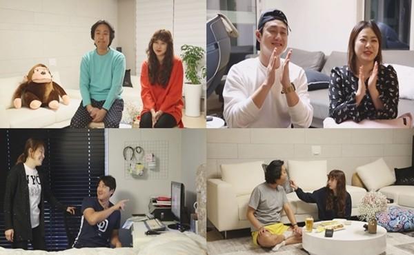 '따로 또 같이' 허영란♥김기환·김원효♥심진화·홍성흔♥김정임...새로운 부부 합류