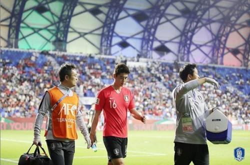 '햄스트링 부상' 기성용, 결국 아시안컵서 하차…부상 회복 더뎌 소속팀 복귀