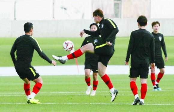 한국, 바레인전 90분내 승리… 체력 비축해야