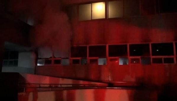 강동구 아파트 화재, 1명 사망·17명 부상…주민 50여명 긴급 대피