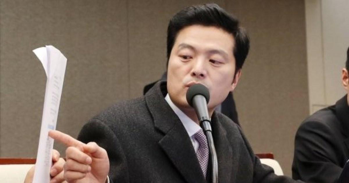 """김태우 기자회견에 野 """"靑 거짓말 뻔뻔…대질해 확인해야"""""""