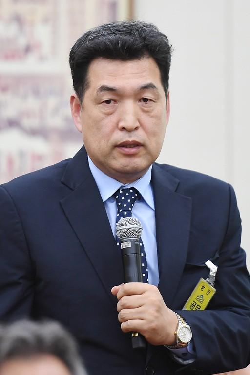 """전명규 """"젊은빙상연대, 진심으로 빙상 발전 위하는지 의문"""""""