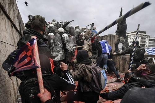 그리스·마케도니아, 국명 갈등 또 수면위로