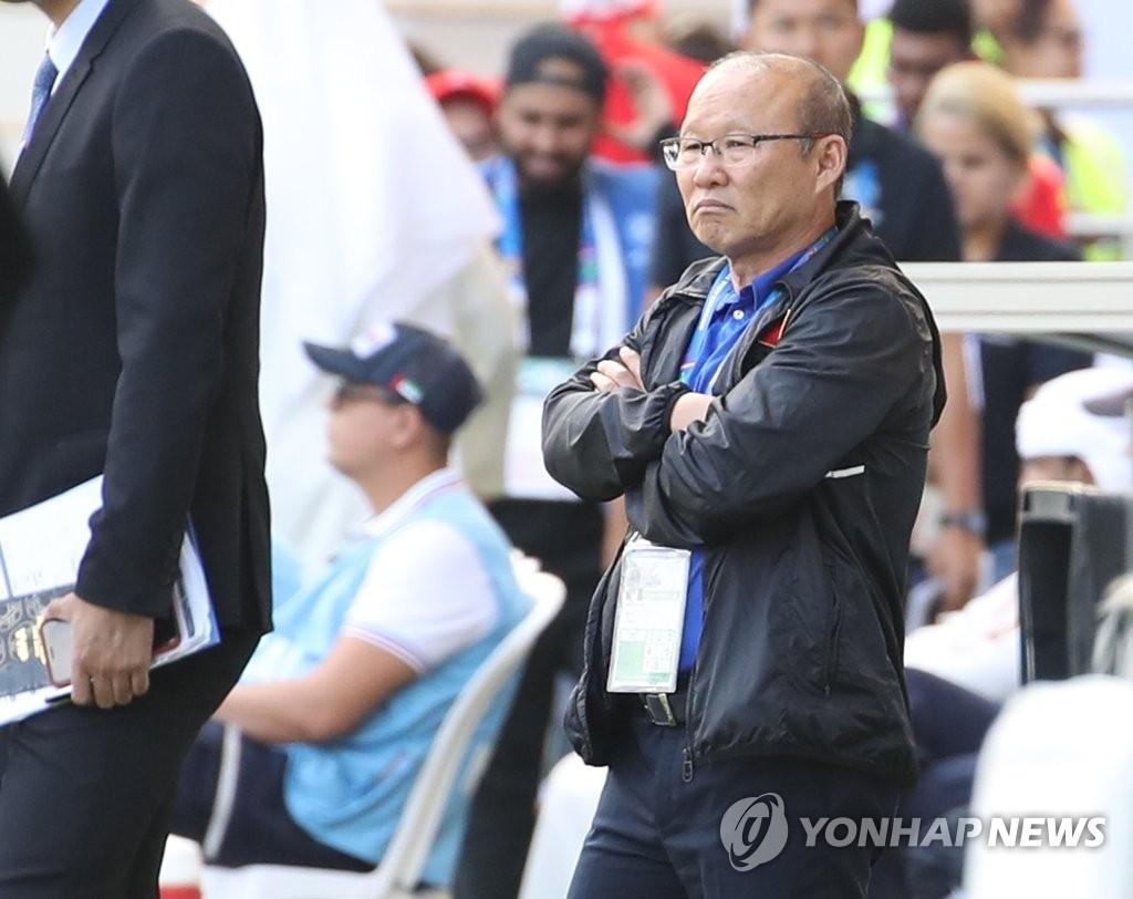 일본, 사우디에 1-0 승리··· 박항서의 베트남과 8강 '격돌'