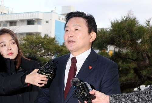 원희룡 제주지사, 벌금 150만원 구형… 2월14일 선고
