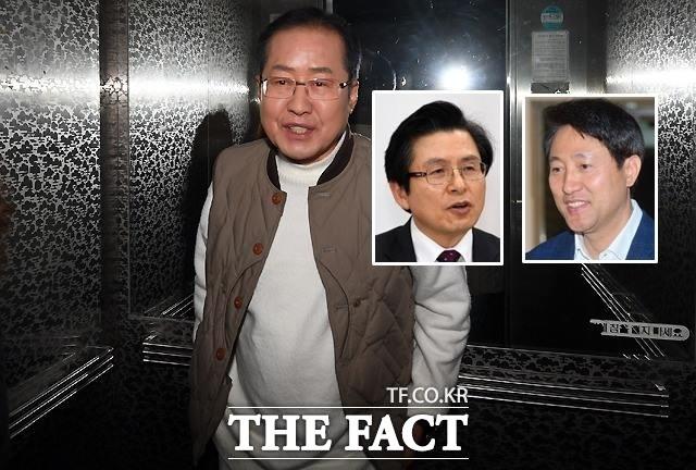 오세훈·황교안 광폭 행보…홍준표, 급히 '영남'가는 까닦