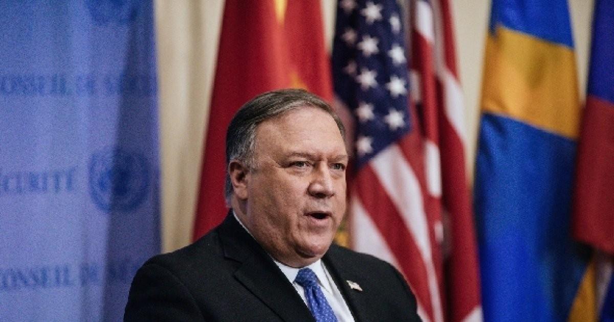 폼페이오, 북미정상회담 앞두고 韓·日과 북한 문제 논의