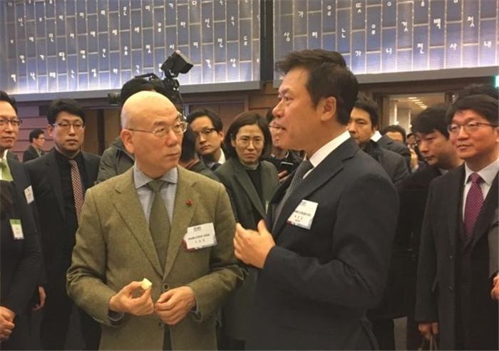 """이효성 위원장 """"한국 콘텐츠, 미국 다음으로 우수…OTT로 키워야"""""""