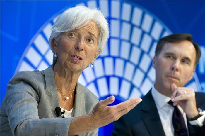 IMF, 세계 경제성장률 3.7%→3.5%로 낮춰