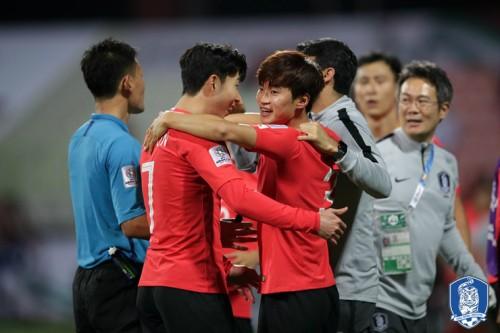 한국, 바레인에 연장끝 2-1 승리… 아시안컵 8강 진출