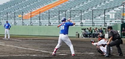 삼성, 김동엽 홈런에도 요미우리와의 연습경기서 1-11 완패