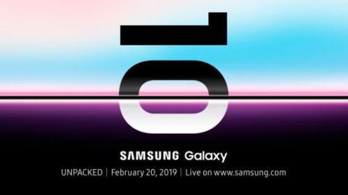 '다음주 언팩' 삼성 갤럭시 S10, 역대급 스펙 전망