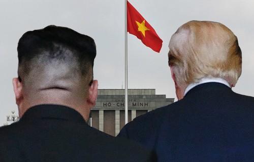 北·美 의전 협상 돌입…합의문 놓고 막판 줄다리기