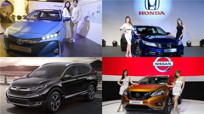 주춤한 수입차 판매 속 일본차 선전 '눈길'