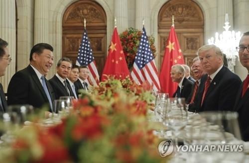 """트럼프 """"무역협상 큰 진전이 이뤄지고 있다"""""""