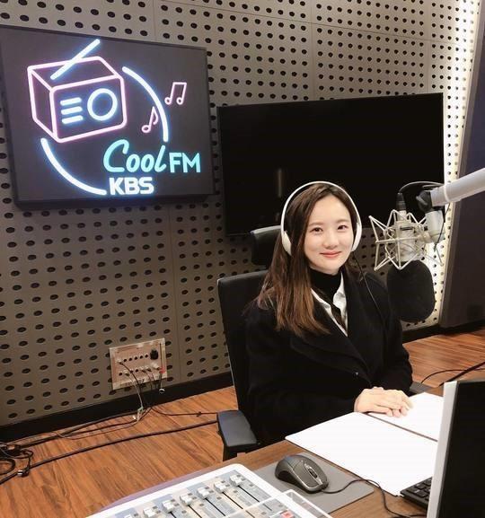김지원 아나운서, 실검 장악…오늘(18일) `박은영의 FM대행진` 스페셜 DJ활약