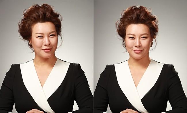 '열혈사제' 정영주, 구청장 정동자 증명사진 공개