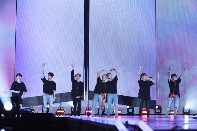 '38만 관객과 함께'...방탄소년단, 일본 돔 투어 화려한 피날레