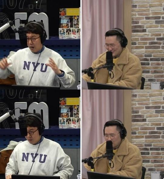 """'철파엠' 윤형빈, SNS 허세글에 경악…""""내가 이런 글을 썼다고?"""""""