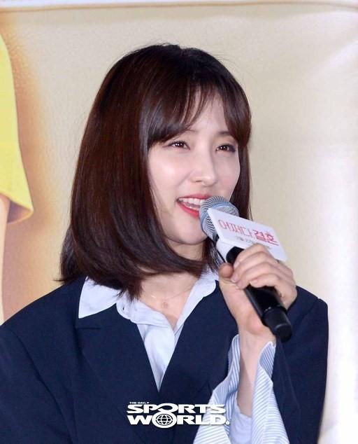 """'어쩌다, 결혼' 손지현 """"배우 전향 후 첫 영화… 참여만으로 감사"""""""