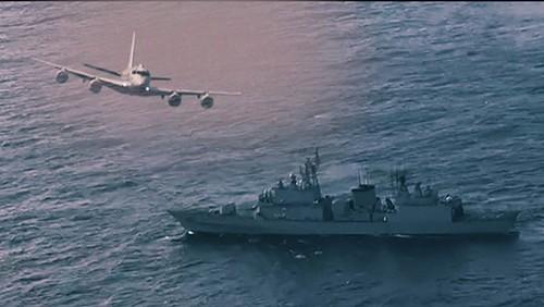 '스트레이트' 초계기의 위협, 공격 모의 비행→일본의 속셈