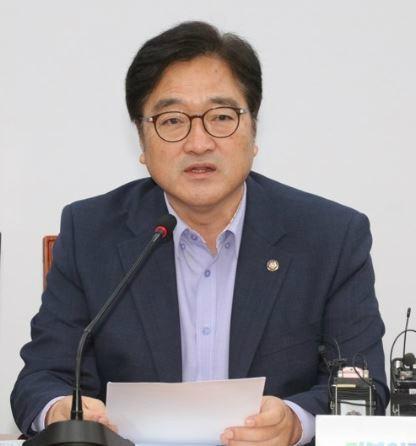 """우원식 """"망언 3인방 제명 찬성 TK도 57%넘고 한국당내서도 제명 목소리~"""""""