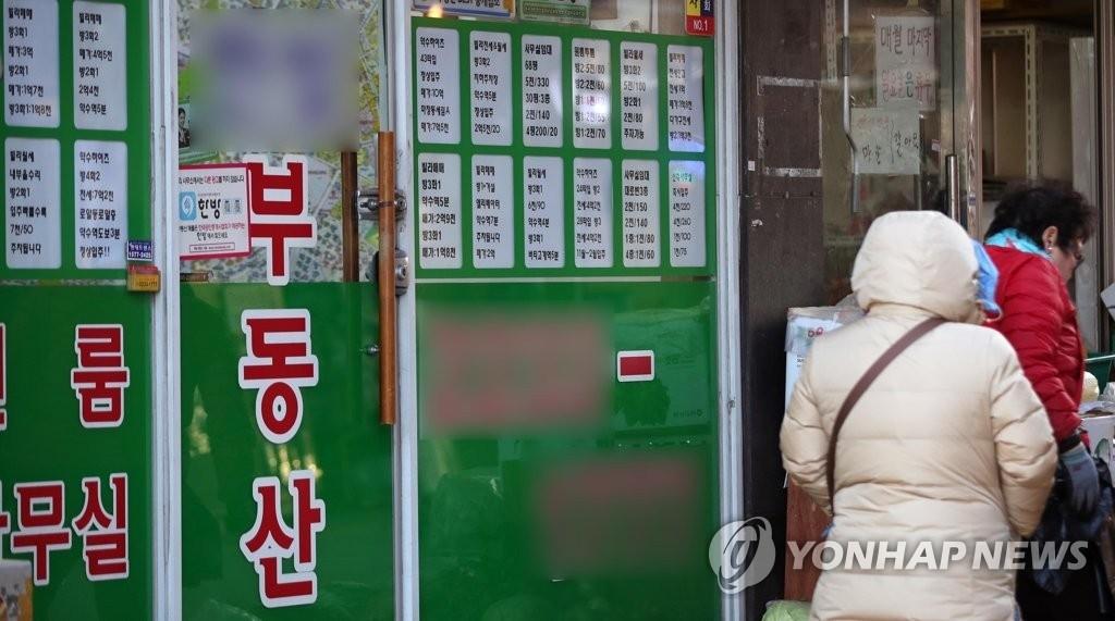 서울 투·쓰리룸 월세 7.14% 하락...원룸은 1.85% 떨어져