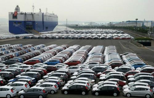 1월 자동차 생산·내수·수출 모두 증가