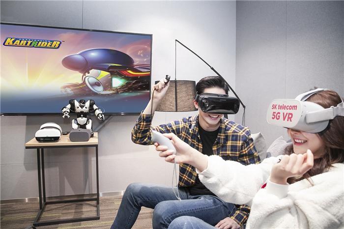 (미리보는 MWC)이통 3사, VR·AR 활용 게임·스포츠 정조준