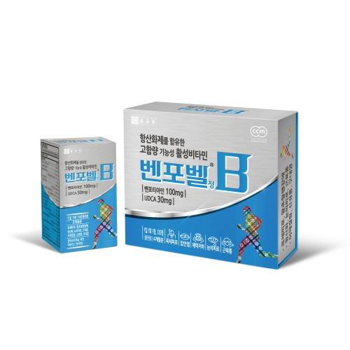 현대인 건강관리에 필요한 성분 처방…종근당 고함량 기능성 활성비타민 '벤포벨'