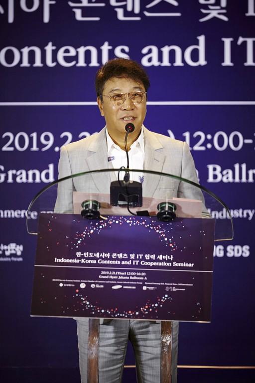 """이수만 """"융합·네트워킹의 시대, 한국·인니 비롯 亞 긴밀한 협력 중요"""""""