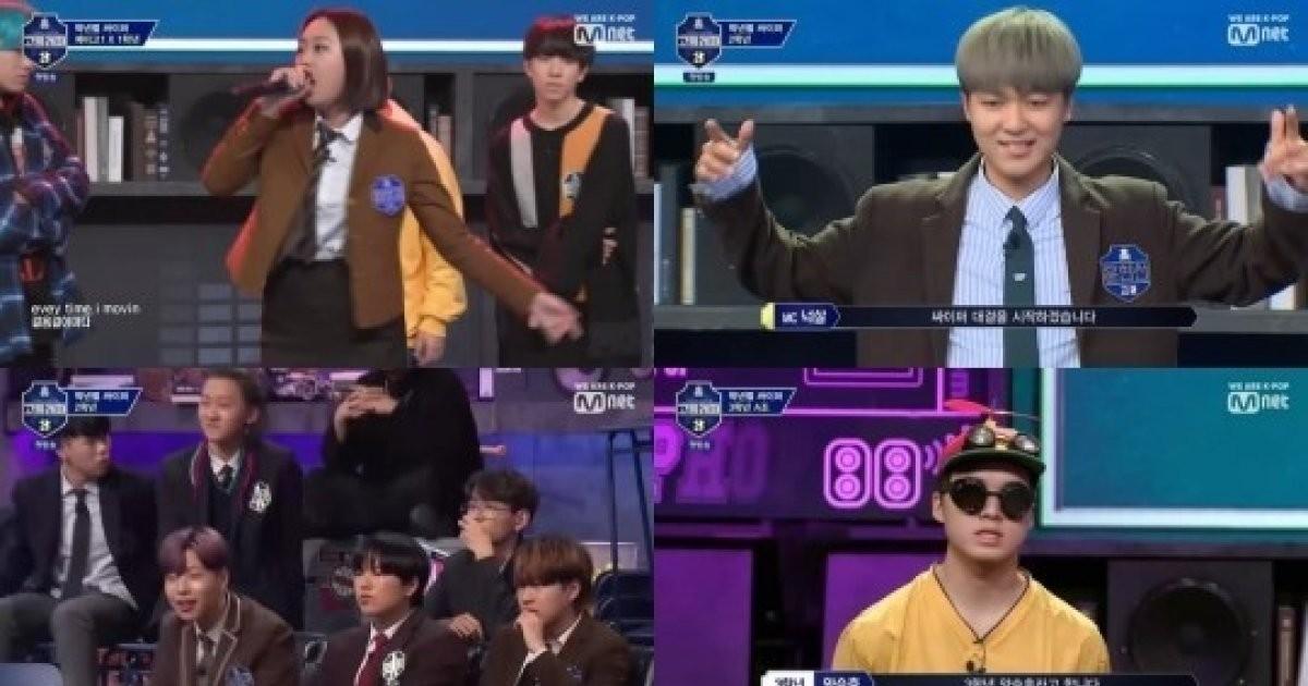 '고등래퍼3' 첫방부터 '대박'…시즌2 최고 시청률 돌파
