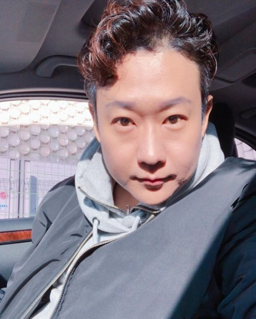 """천명훈, 새초롬한 표정으로 근황 공개 """"황달"""""""