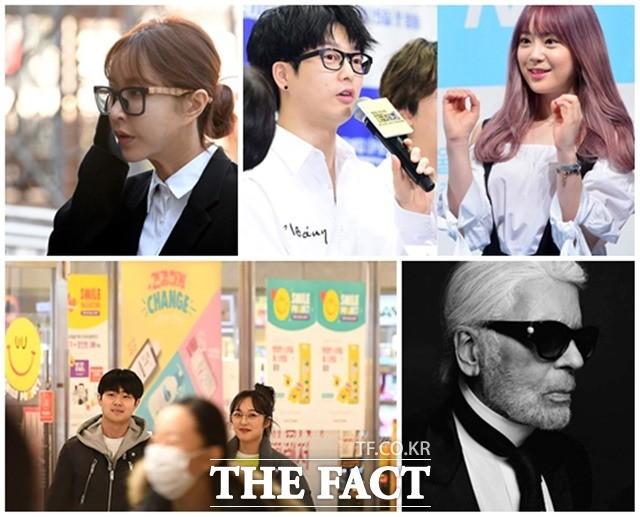 김보라♥조병규부터 하현우·허영지 결별까지